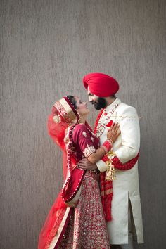 Pyarness with Harnav Bir Singh Photography :) – Ohio Wedding Photographer Punjabi Wedding Couple, Indian Wedding Couple Photography, Wedding Couple Photos, Indian Wedding Photographer, Sikh Wedding, Indian Wedding Outfits, Wedding Photography Inspiration, Bridal Outfits, Wedding Poses