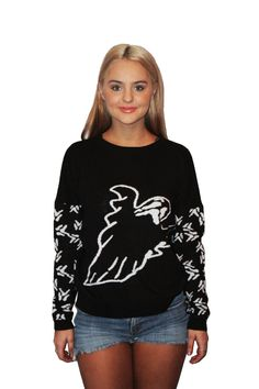 Ghost Face Sweater