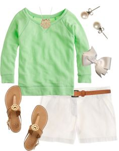 """""""Cool Day"""" by thevirginiaprep ❤ liked on Polyvore"""