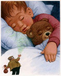 inbed.quenalbertini: Night night by Richard Cowdrey