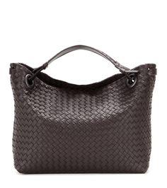 Bottega Veneta Brown Leather Handbags 16fb12512572a