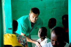 Missionary Doctor. I've been on a medical missions trip and it was the best thing I've ever done in my life! God is working all over the world!