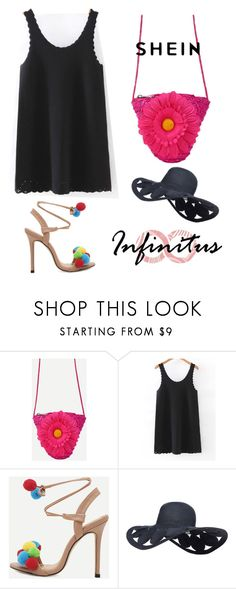 """""""shein style"""" by sheinfashion ❤ liked on Polyvore"""