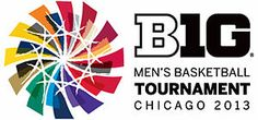 All 30 Conference Tournament Logos - 2013 B1G