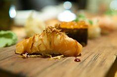 [I ate] aburi salmon sushi [OC][4000x6000]