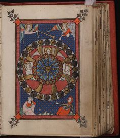 Rothschild Canticles, 13ième, Beinecke MS 404 102r