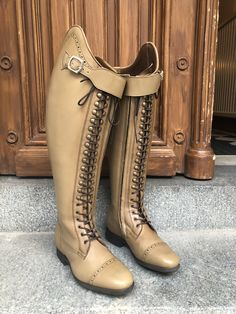 Horse Riding Boots, Combat Boots, Long Boots, Knee High Boots, Equestrian Outfits, My Ride, Dressage, Style Me, Horses