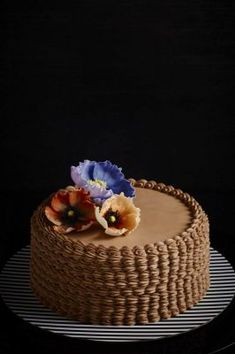 SIGNATURE – Ms B's CAKERY Pacific Place, Cake Name, Block B, Cake Icing, Sugar Art, Happy Anniversary, Cherry Blossom, Ms, Sweet