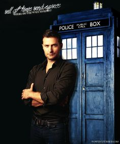Richard Armitage as the twelfth doctor? Whaaaaaaaat? Don't think I could ever be so lucky. But it's a nice thought...
