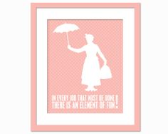 In Every Job That Must Be Done  Art Print  Mary door FolioCreations, $17,00