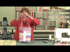 Quilting Quickly with Jenny Doan!