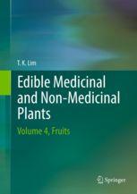 Edible medicinal and non-medicinal plants / T.K. Lim. Springer, cop. 2012-