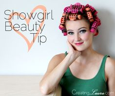 Creating Laura: Showgirl Beauty Tip: Blotting Papers