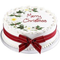 Royal Iced Christmas Rose Cake | Bettys Online, simple decoration, wonder what warrants the hefty price tag!!! Sixty earth pounds for this one!!!!