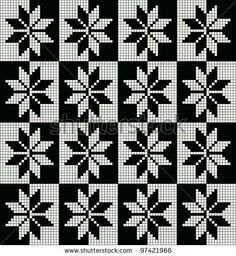 Crochet pillow tapestry cross stitch new Ideas Knitting Charts, Knitting Stitches, Knitting Patterns, Crochet Chart, Filet Crochet, Cross Stitch Designs, Cross Stitch Patterns, Cross Stitch Charts, Cross Stitching