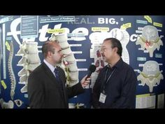 Chiropractic Economics interviews BodyPartChart at the 2011 Florida Chiropractic Association National Convention and Expo in Orlando, Fla.