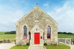 Evolution Design Converts 19th Century Chapel into Holiday Cottage