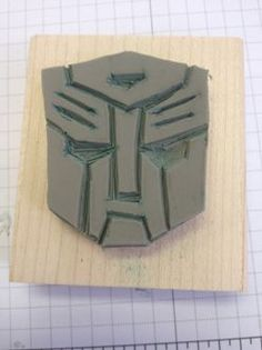 My son loves Transformers....gotta make this! I found this on stampinup.com