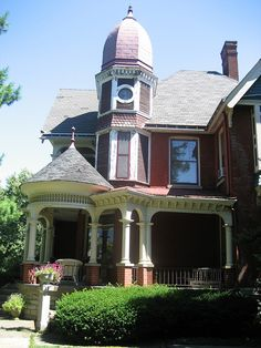 Example of George Barber Design No. 27 3904 Floral Avenue Cincinnati, OH