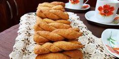 Τα πιο εύκολα και γρήγορα κουλουράκια πορτοκαλιού που έχετε φτιάξει! Και νηστίσιμα! Orange Cookies, Greek Recipes, Finger Foods, Cookie Recipes, Bread, Cheese, Cooking, Ethnic Recipes, Sweet