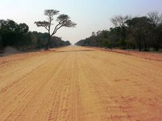 "This road was called ""Oom Willie se Witpad"" Uncle Willie's white road. A notorious road for land mines in the red zone in Northern Namibia (then South West Africa) There are few ex soldiers that do not know this road."