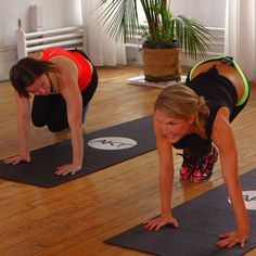 Pin for Later: Let Us Move With You —Your Total-Body Workout in 50 Minutes! Arms and Shoulders