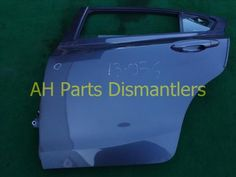 Used 2012 Honda Civic Rear driver DOOR COMPLETE -TRIM  small  32754-TR0-A00 32754TR0A00. Purchase from http://www.ahparts.com/buy-used/2012-Honda-Civic-Rear-driver-DOOR-COMPLETE-TRIM-small-32754-TR0-A00-32754TR0A00/62094-1?utm_source=pinterest