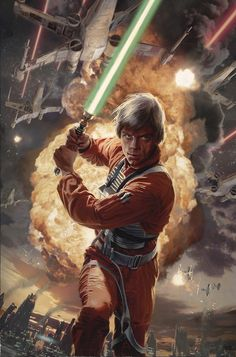 Luke Skywalker - Dave Seeley
