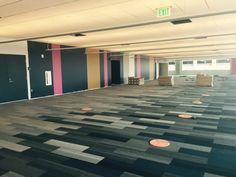 Interface Carpet Tile, variation & movement