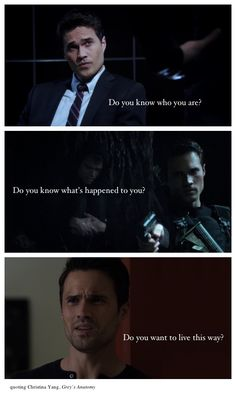 Do you know who you are? || Grant Ward || 520px × 870px || #fanedit #quotes