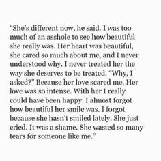 ☆I'm different now…I have so been this girl in the past. They made you think that you're not good enough for them. Real Quotes, Mood Quotes, Quotes To Live By, Crazy Quotes, Meaningful Quotes, Inspirational Quotes, Breakup Quotes, Quotes About Breakups, Heartbreak Quotes