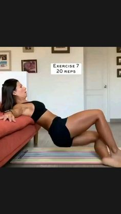 Gym Workout Videos, Gym Workout For Beginners, Fitness Workout For Women, Workouts, Buttocks Workout, Slim Waist Workout, Butt Workout, Workout Challenge, Physical Fitness