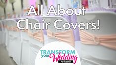 Chair Cover Trends Wedding Vendors, Wedding Tips, Used Chairs, Chair Covers, Fun Learning, Advice, Trends, Couples, Marriage Tips