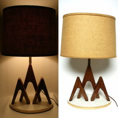 50s 60s DANISH Mid Century MODERN Teak and Atomic by thevintedgeco, $139.00