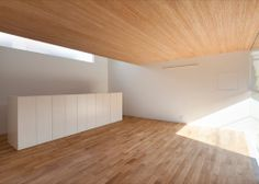 KKZ is a minimalist house located in Tokyo, Japan, designed by IRA