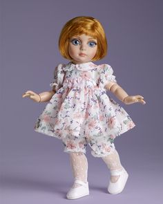 2015 Holiday Release - Tonner Doll Company - Patsy's Ice Cream Party - Outfit Only #HolidayRelease #Patsy #Effanbee #ChildDolls #TonnerDolls @Tonnerdoll