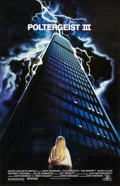 Poltergeist III is a 1988 American supernatural horror film and is the third and final entry in the original Poltergeist film series.