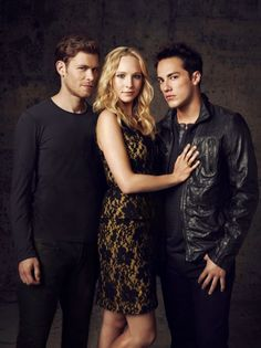 Caroline Klaus and Tyler | Vampire Dairies