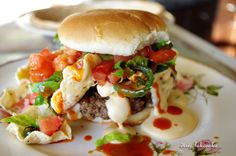 Loaded Nacho Burger and Private Nation Sweepstakes