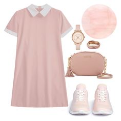 """""""Pastel"""" by pitaa29 on Polyvore featuring Athletic Propulsion Labs, MICHAEL Michael Kors and Ted Baker"""