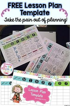 The periodic table game table games periodic table and gaming i believe pretty lesson plans help the day go by more smoothly enjoy this lesson plan template as a thank you for your support of my products urtaz Choice Image