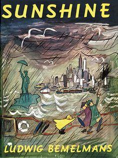 SUNSHINE  Ludwig Bemelmans :  a story of New York City