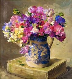 By English Painter Anne Cotterill 1930 - 2001