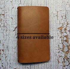 Midori Travelers Notebook  Mystic  Leather Midori Travelers