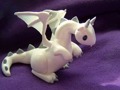 White Dragon- commission by N-Chiodo.deviantart.com on @DeviantArt