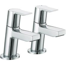 Homebase front runners as the leaning would allow for movement and they're compact. Also and matching bath taps are Bristan Pisa Basin Taps - Chrome Bristan Taps, Bath Taps, Bathroom Taps, Bathrooms, Waterfall Taps, Shower Mixer Taps, Color Chrome, Basin Mixer