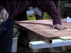 How to Build a Solar Hot Water Heater Instructional - YouTube