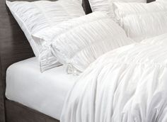 Pottery Barn Bedding On Pinterest Embroidered Pillows
