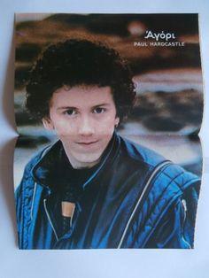 Paul Hardcastle Bryan Adams Mini Poster Greek Magazines clippings 80s 90s | eBay