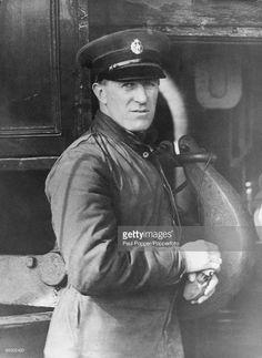 'Lawrence of Arabia', RAF, circa 1922.